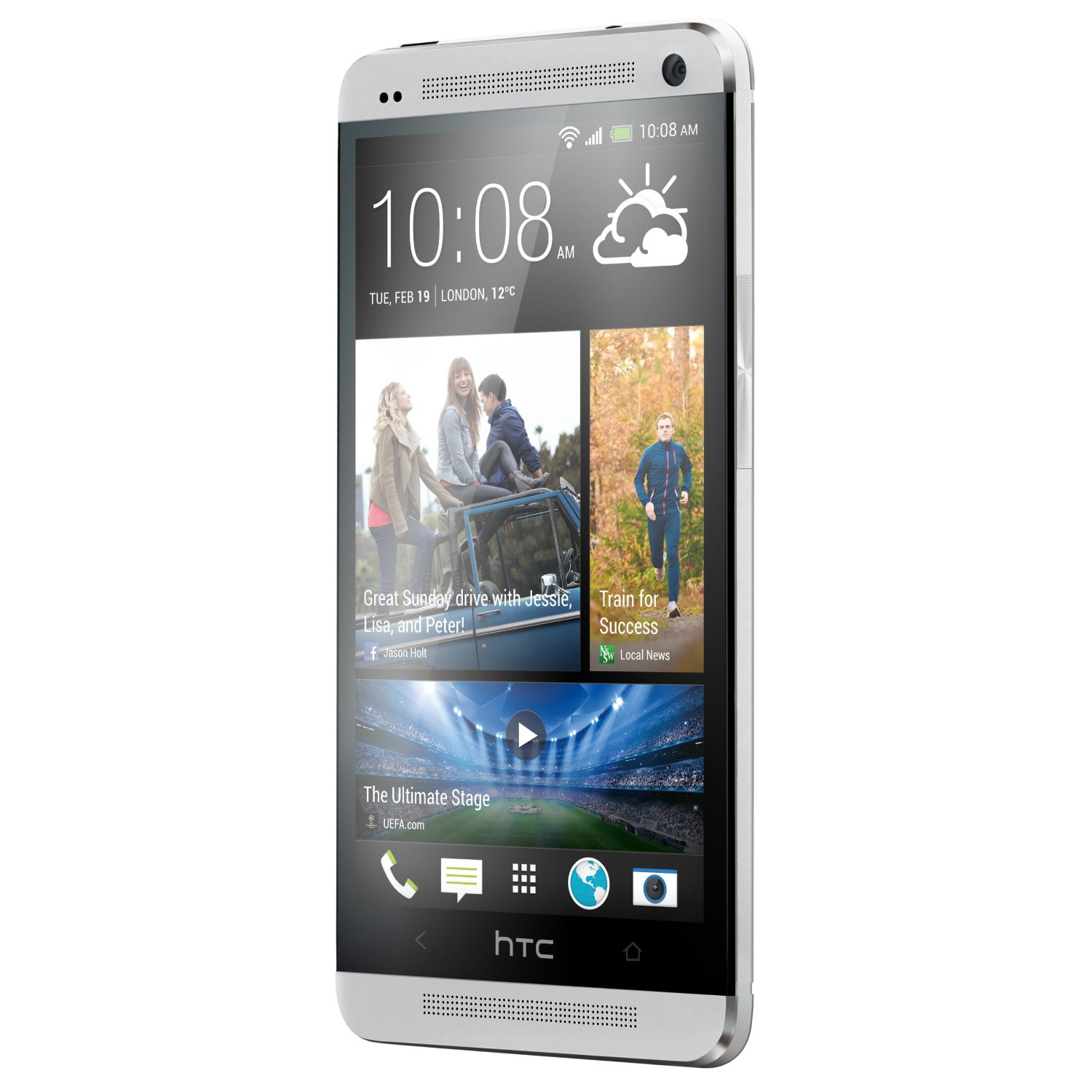 HTC One Smart phone